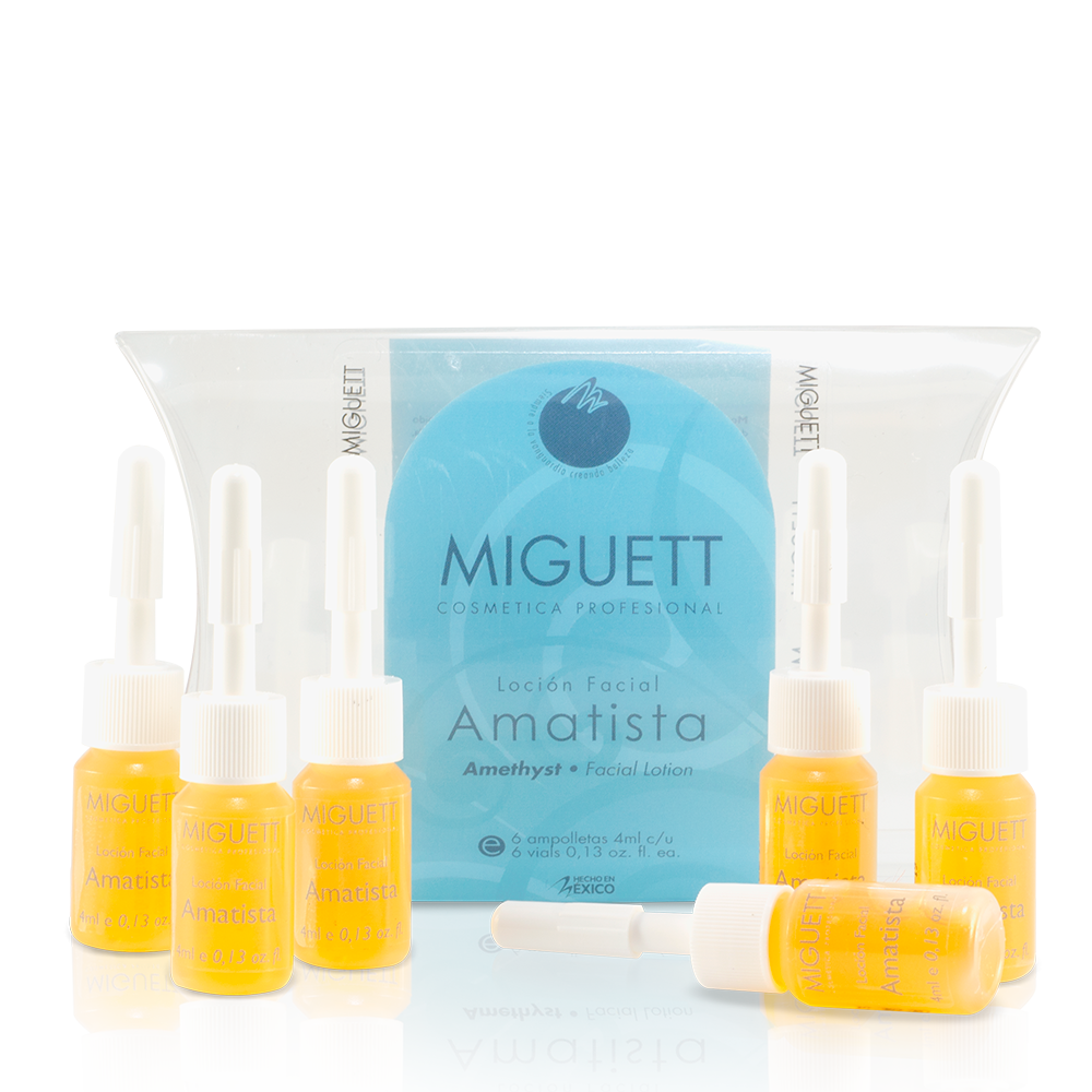 Miguett facial products 6